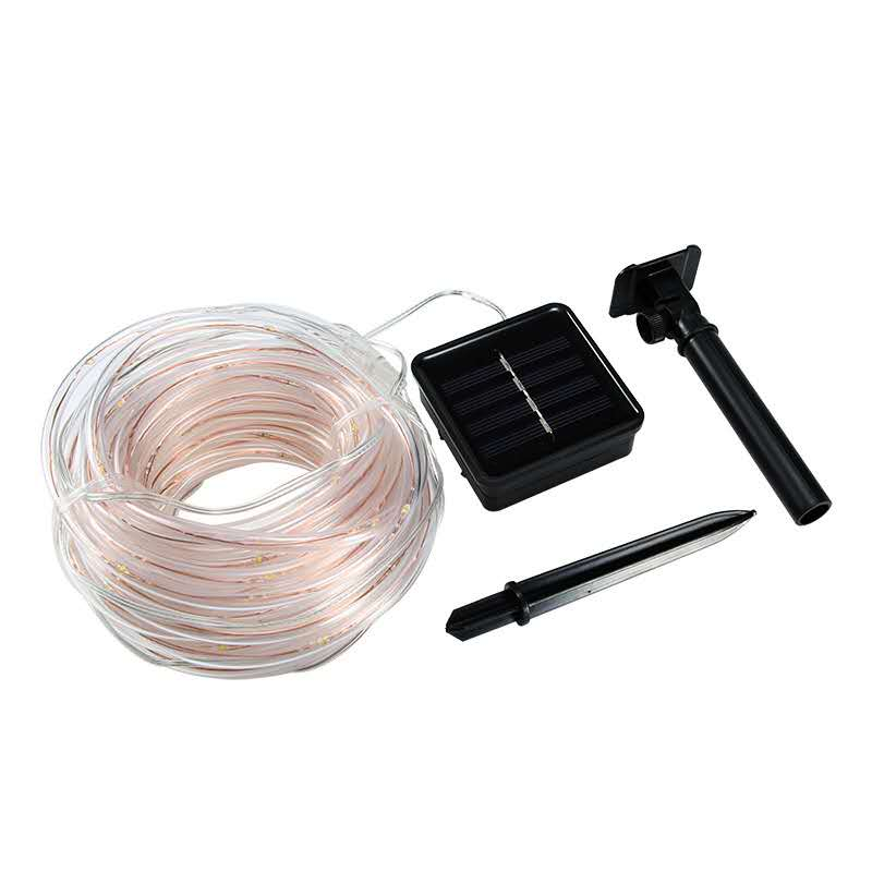 Solar Tube String Light